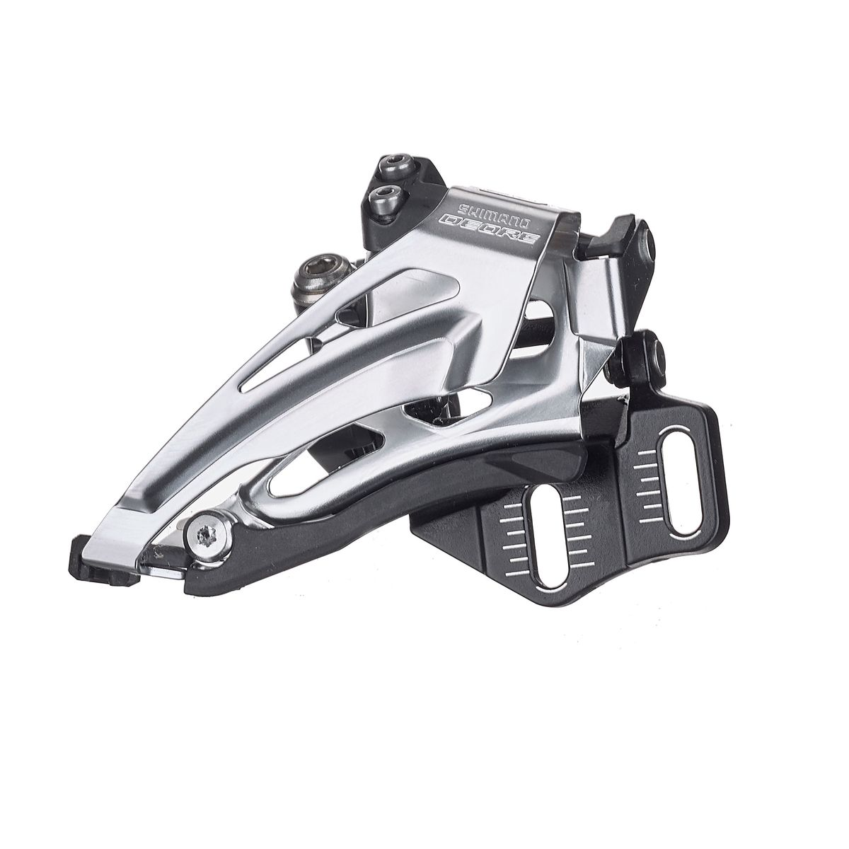 Deore FD-M6025-E Direct Mount Top Swing front derailleur