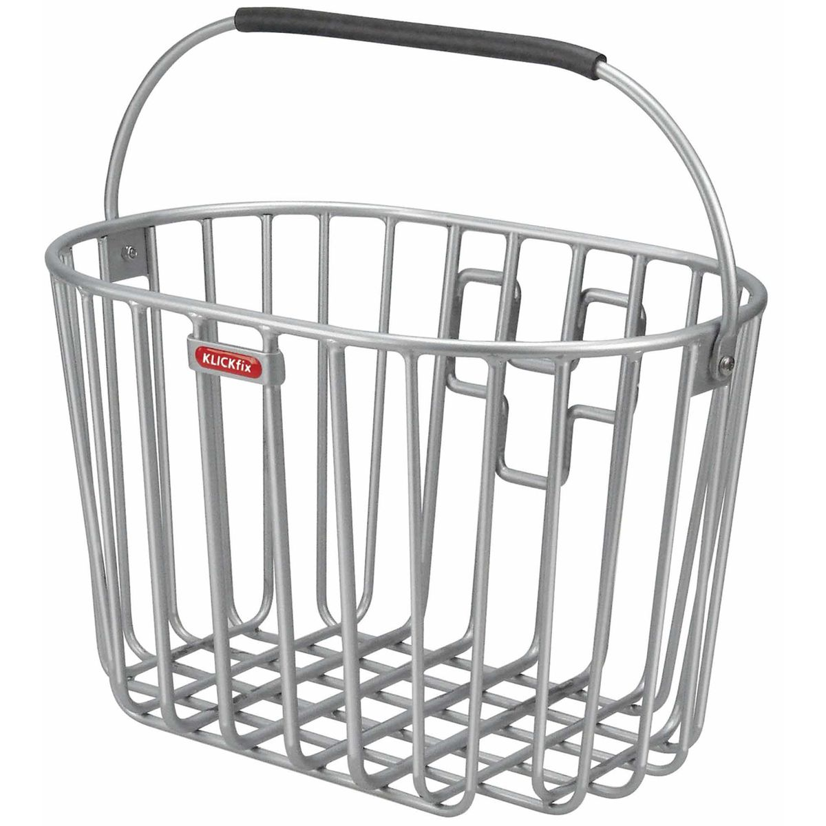 ALUMINO front bicycle basket
