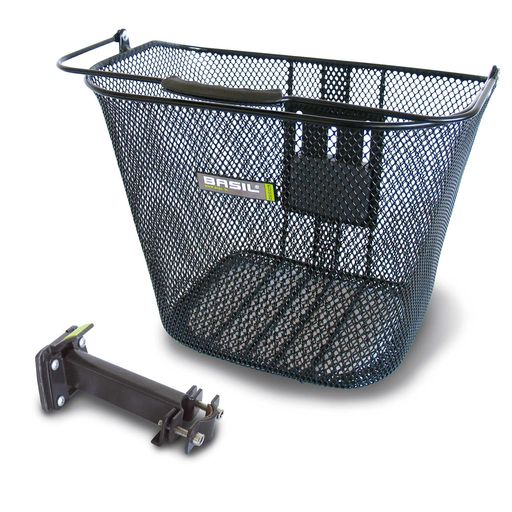 BASIMPLY EC front bicycle basket