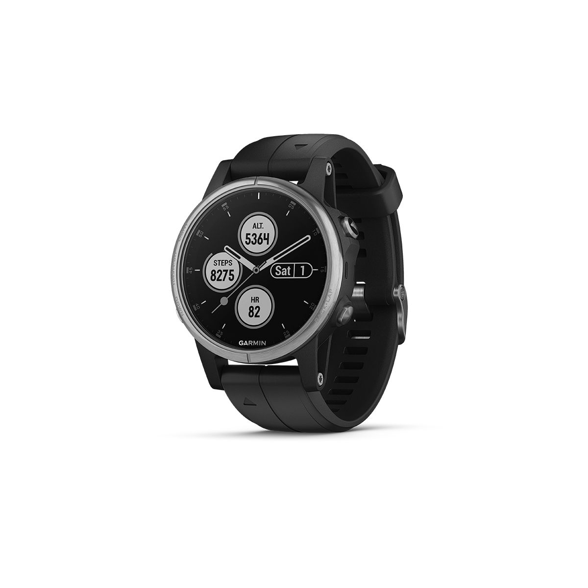 Fenix 5S Plus GPS multi-sport watch